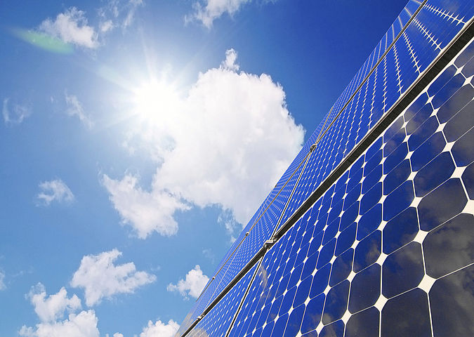 Solar panels for sustainable energy generation