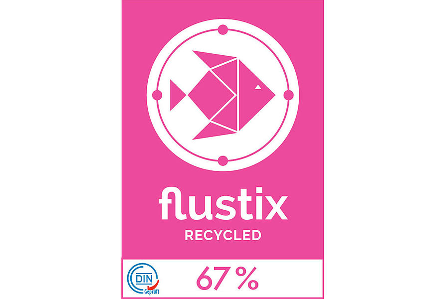 Siegel Flustix Recycled