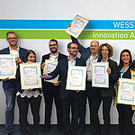 Gewinner des WESSLING Innovation Awards 2019