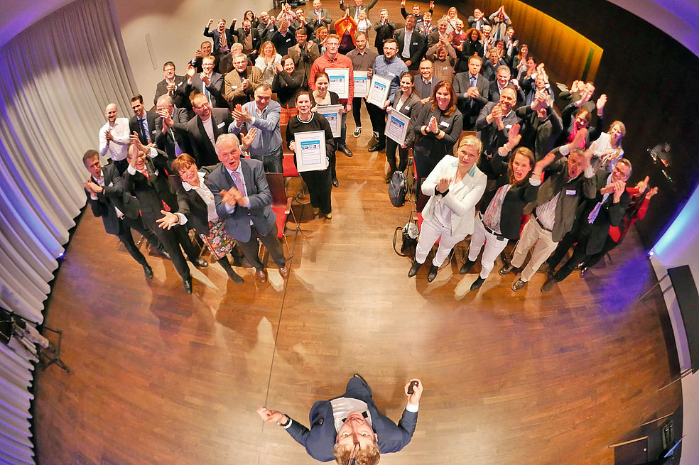 selfie WESSLING innovation award 2018