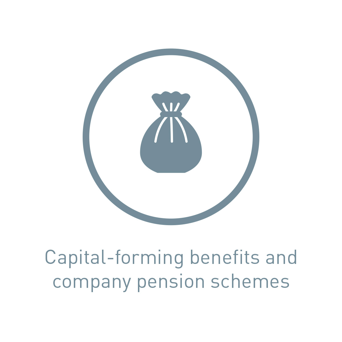 Icon Capital-forming benefits and company pension schemes